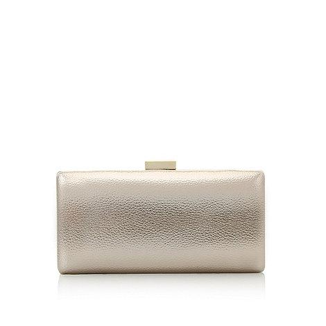 Miss KG - Gold +Tia+ clutch bag