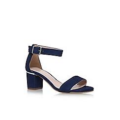 Carvela - Blue 'Krisp' high heel sandals