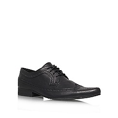 KG Kurt Geiger - Black 'Andrew' Flat Formal Shoes