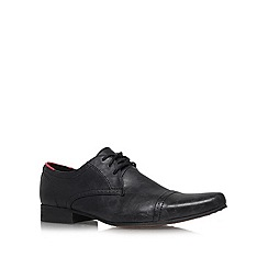 KG Kurt Geiger - Black 'Grayes' Flat Formal Shoes