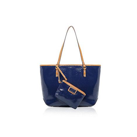 Nine West - Navy +Showstopper+  tote bag
