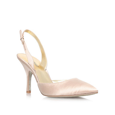 Nine West - Champagne +Anastasia22+ high heel court shoes