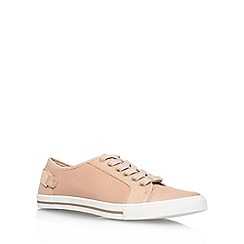 Carvela - Nude 'Last' low top trainers
