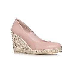 Carvela - Nude 'Kut' High Heel Weges