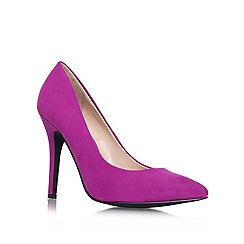 Carvela - Purple 'Apollo' high heel court shoes