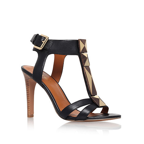 Nine West - Black +Emogen+ high heeled sandals