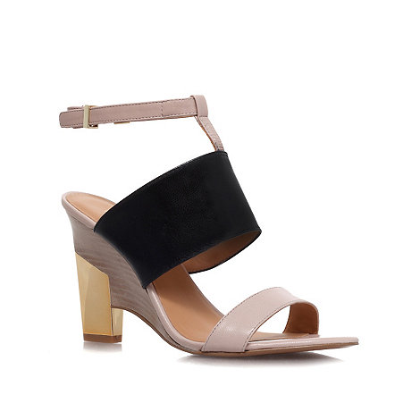 Nine West - Black +Neeway+ high heel sandals