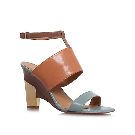 Nine West - Tan +Neeway+ high heel sandals