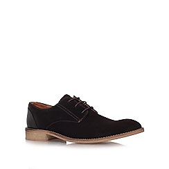 KG Kurt Geiger - Brown 'Canning' flat oxford shoes