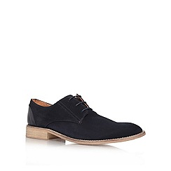 KG Kurt Geiger - Navy 'Canning' flat oxford shoes