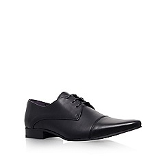 KG Kurt Geiger - Black 'Raymond' derby shoes