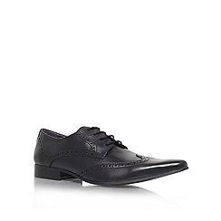 KG Kurt Geiger - Black 'Jake' Flat Derby Shoes