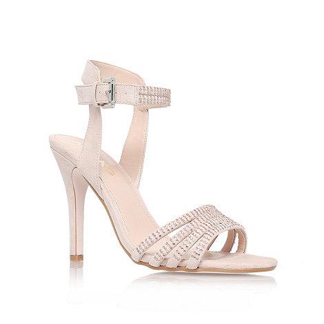 Miss KG - Nude +Elisha+ high heel sandals