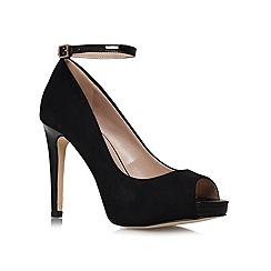 Miss KG - Black 'Anika' high heel shoes