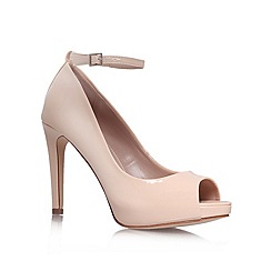 Miss KG - Nude 'Anika' High Heel Occasion Shoes