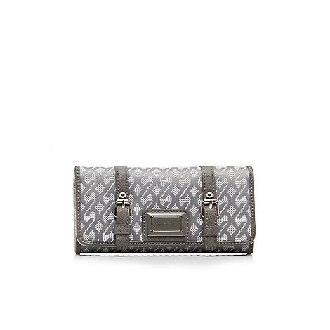 Nine West - Grey +Pick slg+ purse