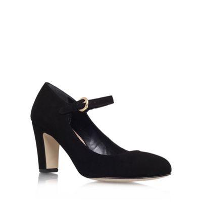 Carvela Black ´Alkaline´ mid heel court shoes - . -