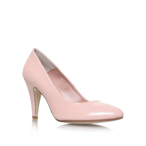 Carvela - Pink +Acid+ high heel court shoes