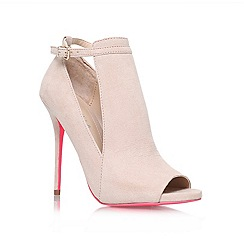Carvela - Pink 'glance' high heel court shoes