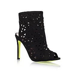 Carvela - Black 'Gabby' High Heel Boots