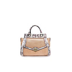 Nine West - Beige 'Sadie' Satchel Bag