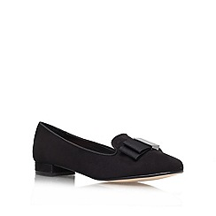 Carvela - Black 'Lacey' Flat Court Shoes