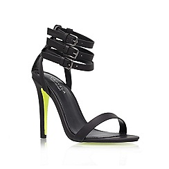Carvela - Black 'Gabriel' High Heel Sandals
