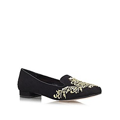 Carvela - Black 'Like' Low Heel Loafers