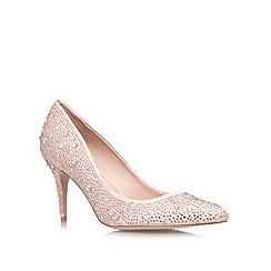 Carvela - Pink 'Gloria' High Heel Court Shoes