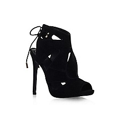 KG Kurt Geiger - Black 'Hattie' high heel sandal