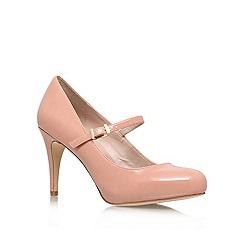Miss KG - Nude 'Comet' High Heel Court Shoes