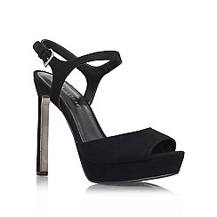 KG Kurt Geiger - Black 'Hazel' High Heel Sandals