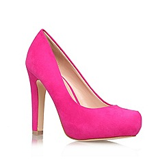 Miss KG - Pink 'Annie' high heel courts