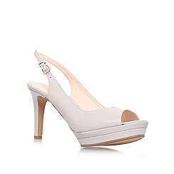 Nine West - Grey 'Able' Leather court
