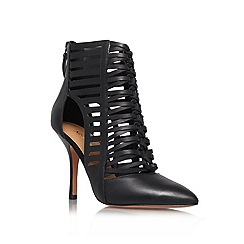 Nine West - Black 'Bessy' high heel courts