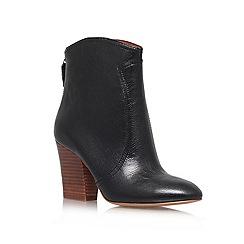 Nine West - Black 'Dashiell' mid heel boots