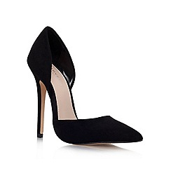 Carvela - Black 'Albert' Court Shoes