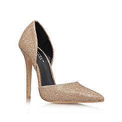 Carvela - Gold 'Albert' high heel