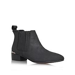 KG Kurt Geiger - Black 'Slade' ankle boot