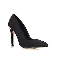 Lipsy - Black 'Rachael' high heeled courts