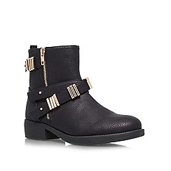 Lipsy - Black 'Roxy' ankle boots
