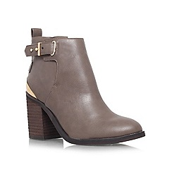 Lipsy - Taupe 'Rhiannon' boots