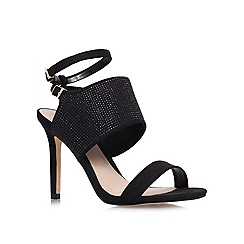 Lipsy - Black 'Melissa' high heeled courts