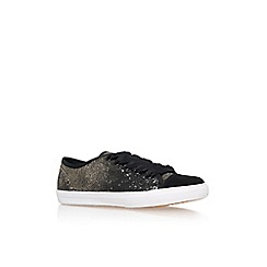 Carvela - Metal 'Jasper' flat lace up sneakers