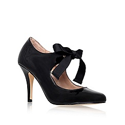 Carvela - Black 'Katrina' High Heeled Court Shoe