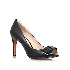Nine West - Black 'Dhara' high heeled courts