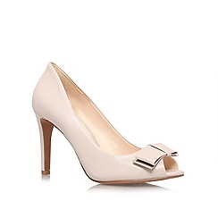 Nine West - Nude 'Dhara' high heeled courts