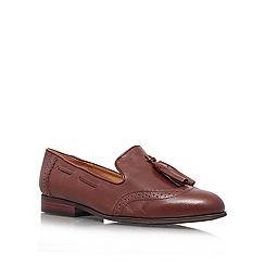 Nine West - Brown 'Ariel' leather loafer