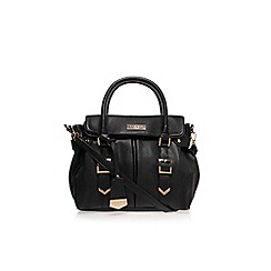 Carvela - Black  'CADY' shoulder bag