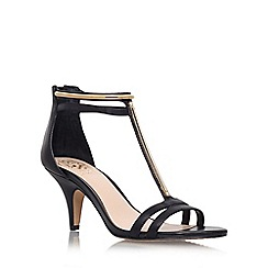 Vince Camuto - Black 'Mitzy' High Heeled sandal